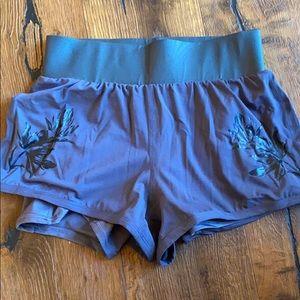 Fabletics Gray Shorts